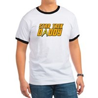 Star Trek Daddy Ringer T