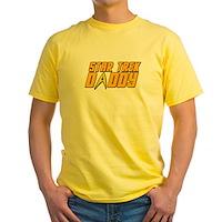 Star Trek Daddy Yellow T-Shirt