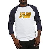 Star Trek Daddy Baseball Jersey