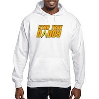 Star Trek Daddy Hooded Sweatshirt