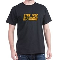 Star Trek Mommy Dark T-Shirt