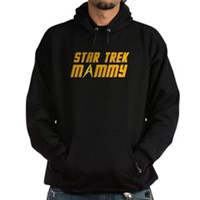 Star Trek Mommy Hoodie (dark)