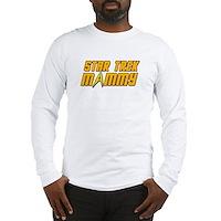 Star Trek Mommy Long Sleeve T-Shirt