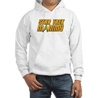 Star Trek Mommy Hooded Sweatshirt