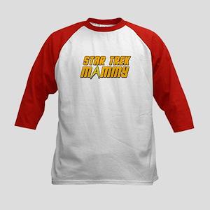 Star Trek Mommy Kids Baseball Jersey