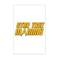 Star Trek Mommy Mini Poster Print