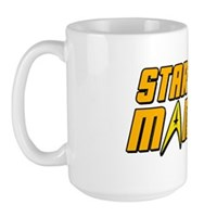 Star Trek Mommy Large Mug