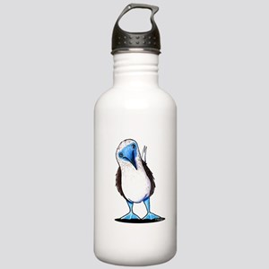 Blue Footed Booby Stainless Water Bottle 1.0L