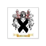 Christou Square Sticker 3