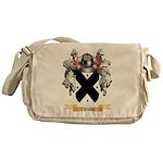 Christou Messenger Bag