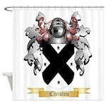 Christou Shower Curtain