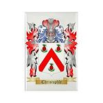 Christophle Rectangle Magnet (10 pack)