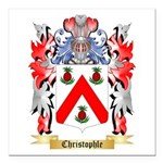 Christophle Square Car Magnet 3