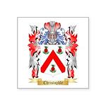 Christophle Square Sticker 3