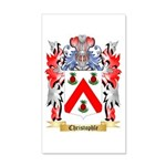 Christophle 20x12 Wall Decal