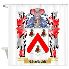 Christophle Shower Curtain