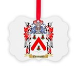 Christophle Picture Ornament