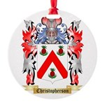 Christopherson Round Ornament
