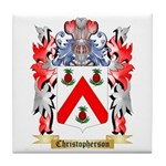 Christopherson Tile Coaster