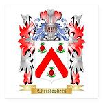 Christophers Square Car Magnet 3