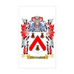 Christophers Sticker (Rectangle)