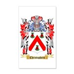 Christophers 35x21 Wall Decal