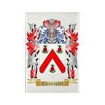 Christopher Rectangle Magnet (100 pack)