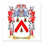 Christopher Square Car Magnet 3