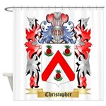 Christopher Shower Curtain