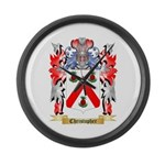 Christopher Large Wall Clock