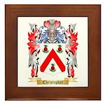 Christopher Framed Tile