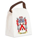 Christophe Canvas Lunch Bag