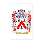 Christon Sticker (Rectangle)