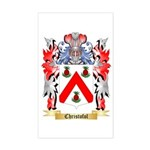 Christofol Sticker (Rectangle)