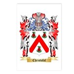 Christofol Postcards (Package of 8)
