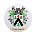 Christofis Ornament (Round)