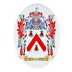 Christoffer Ornament (Oval)