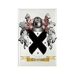 Christison Rectangle Magnet (100 pack)
