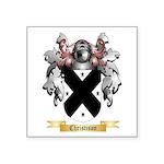 Christison Square Sticker 3