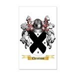 Christison 35x21 Wall Decal