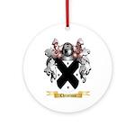 Christison Ornament (Round)