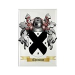 Christine Rectangle Magnet (100 pack)