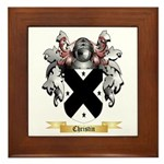 Christin Framed Tile