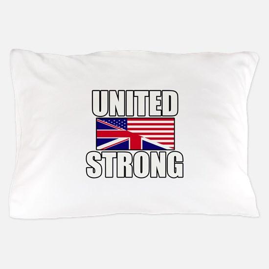 United Strong Pillow Case