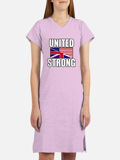 United Strong Women's Nightshirt