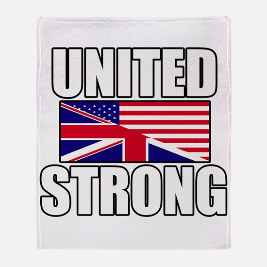 United Strong Throw Blanket