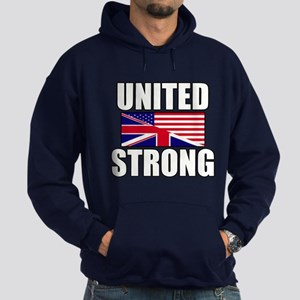 United Strong Hoodie (dark)