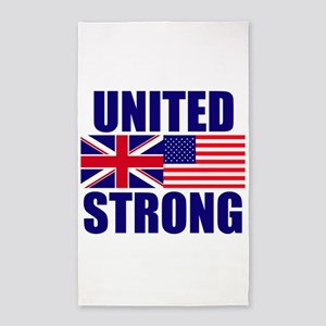 United Strong 3'x5' Area Rug
