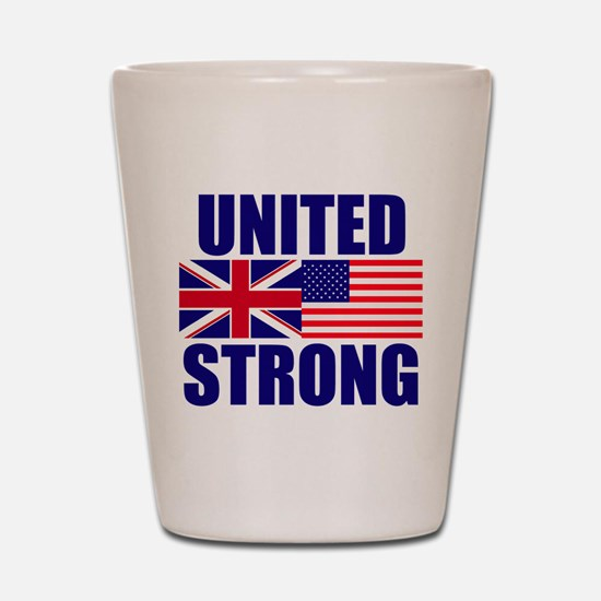 United Strong Shot Glass