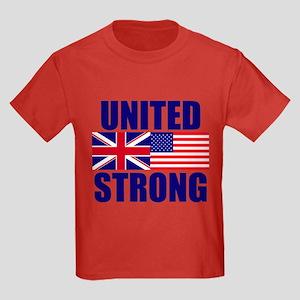 United Strong Kids Dark T-Shirt